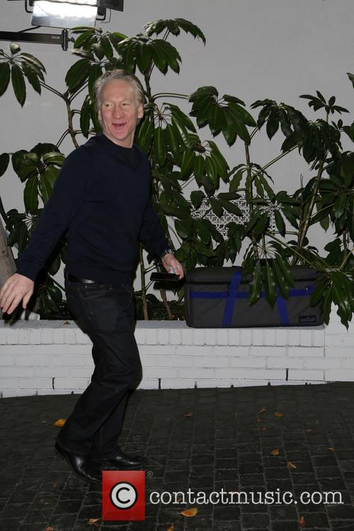 Bill Maher, Chateau Marmont