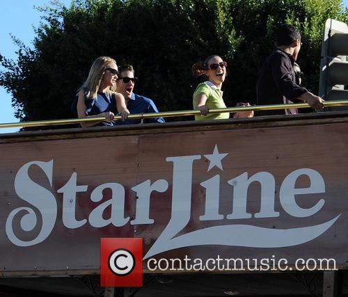 Matthew Morrison, Becca Tobin and Melissa Benoist 8