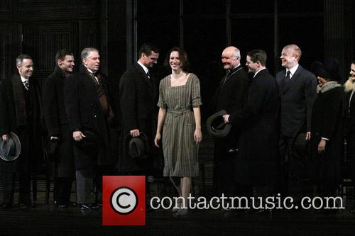 Rebecca Hall and Cast 2