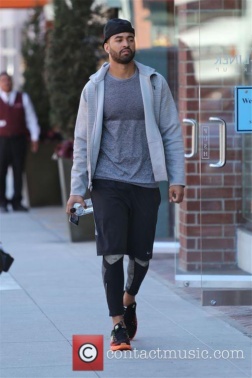 Matt Kemp out and about