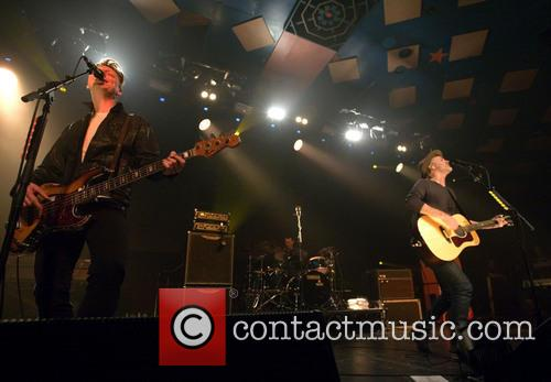 Fran Healy and Travis 8