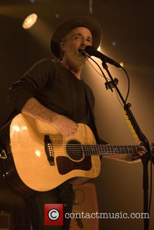 Fran Healy and Travis 14