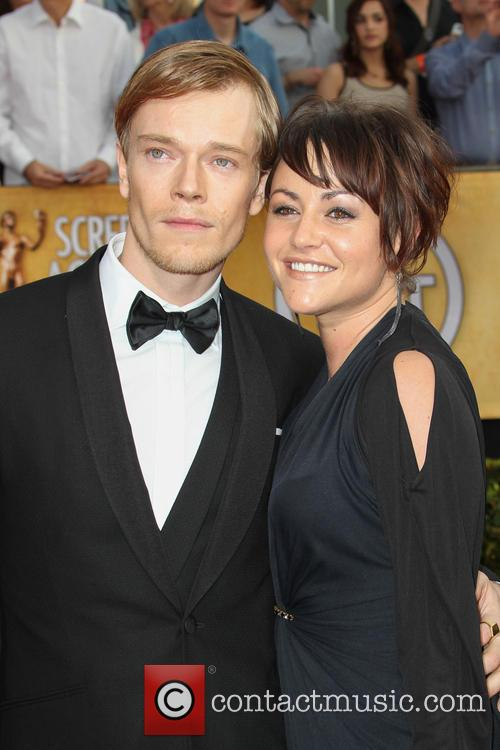 Alfie Allen and Jaime Winstone 4