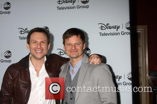 Christian Slater and Steve Zahn