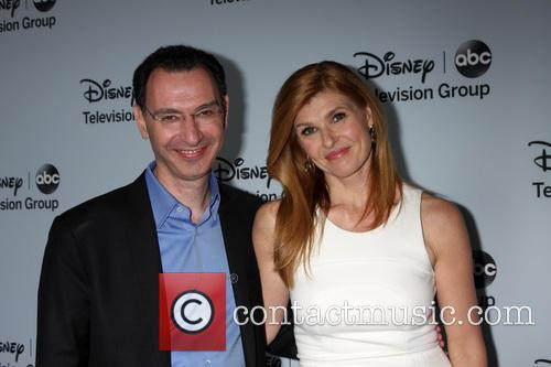 Paul Lee and Connie Britton 5