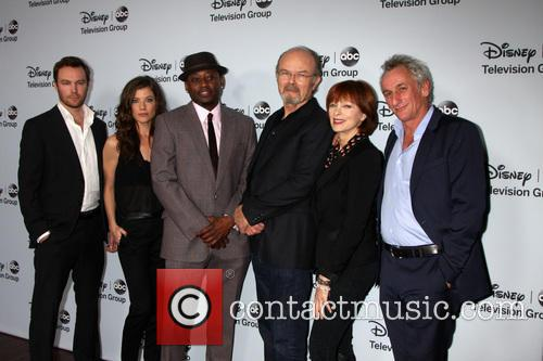 Resurrection Cast, Devin Kelley, Frances Fisher, Kurtwood Smith, Omar Epps, Matt Craven and Mark Hildreth 4