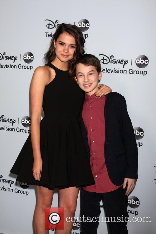 Maia Mitchell and Hayden Bverly 4