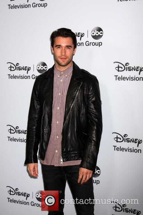 joshua bowman abc tca winter 2014 party 4030355