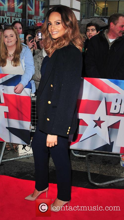 alesha dixon britains got talent auditions 4030158