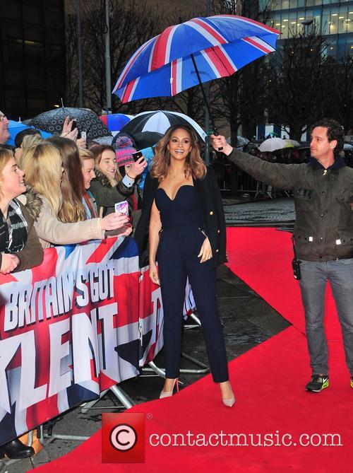 alesha dixon britains got talent auditions 4030161