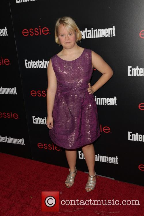 Entertainment Weekly and Lauren Potter 3