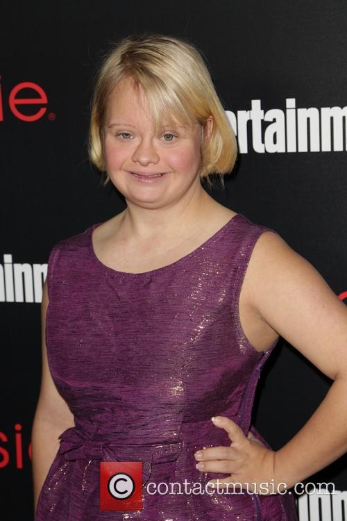 Entertainment Weekly and Lauren Potter 5