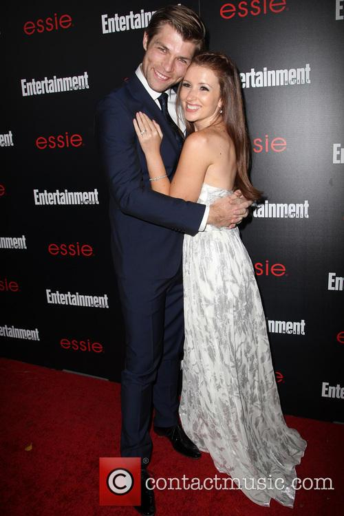 Liam Mcintyre and Erin Hasan 2