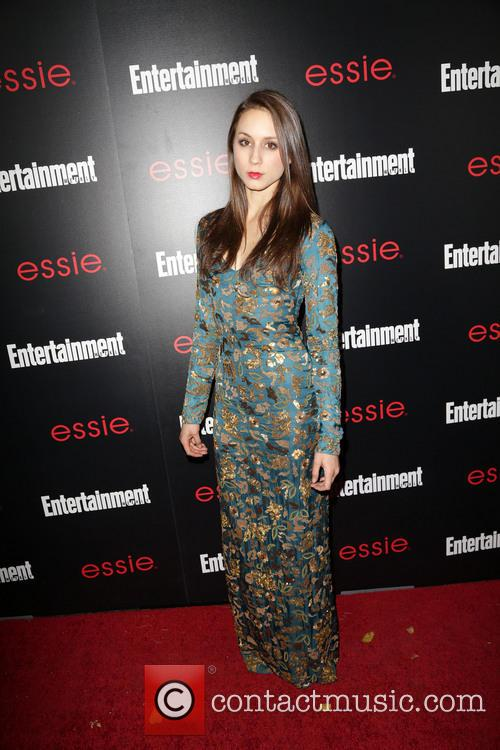 Entertainment Weekly and Troian Bellisario 6
