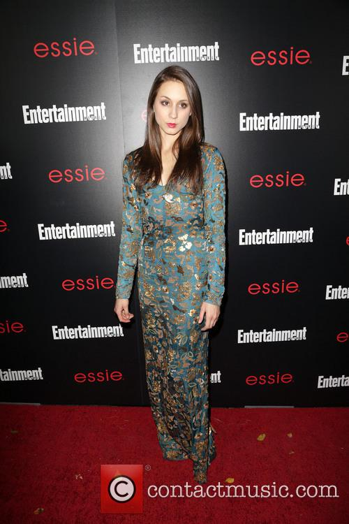 Entertainment Weekly and Troian Bellisario 7