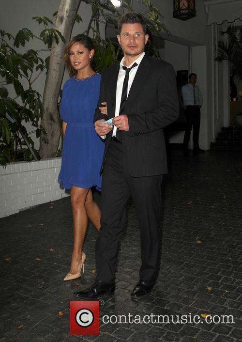 Vanessa Lachey and Nick Lachey 2