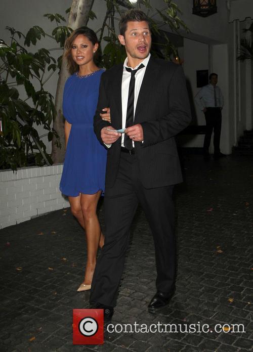 Vanessa Lachey and Nick Lachey 1