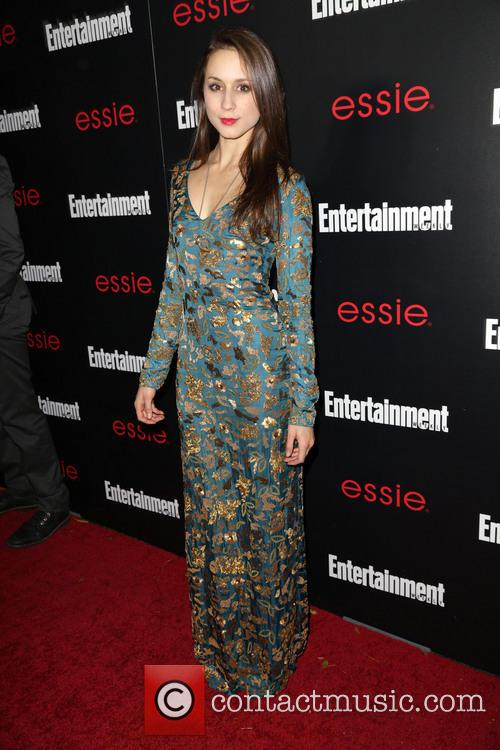 Entertainment Weekly and Troian Bellisario 8