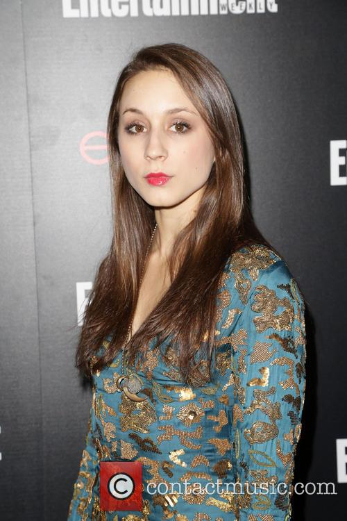 Entertainment Weekly and Troian Bellisario 11