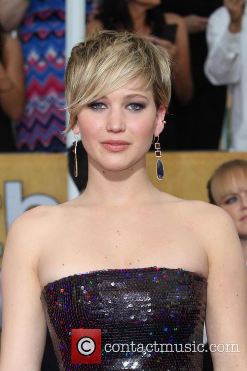 Jennifer Lawrence Screen Actors Guild