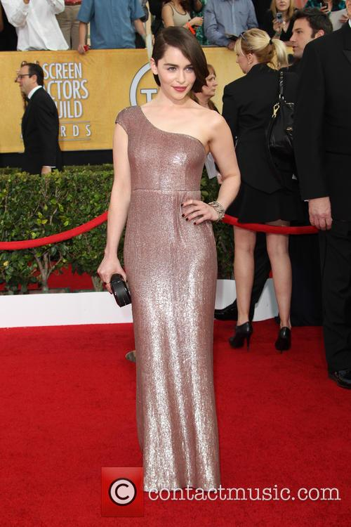 emilia clarke 20th annual screen actors guild 4032183
