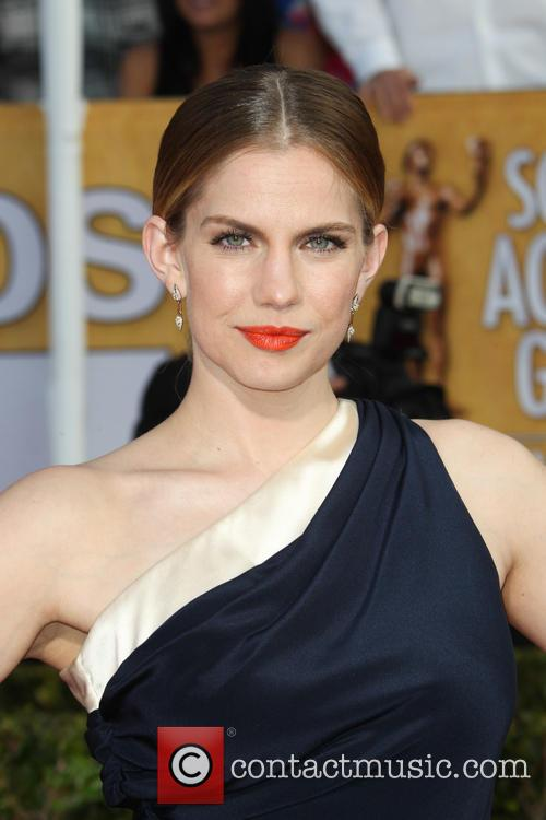 Anna Chlumsky, The Shrine