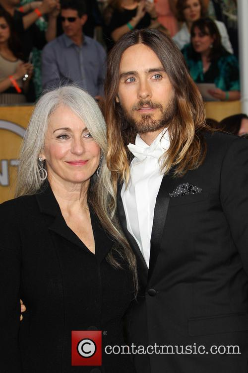 Jared Leto and mother Constance