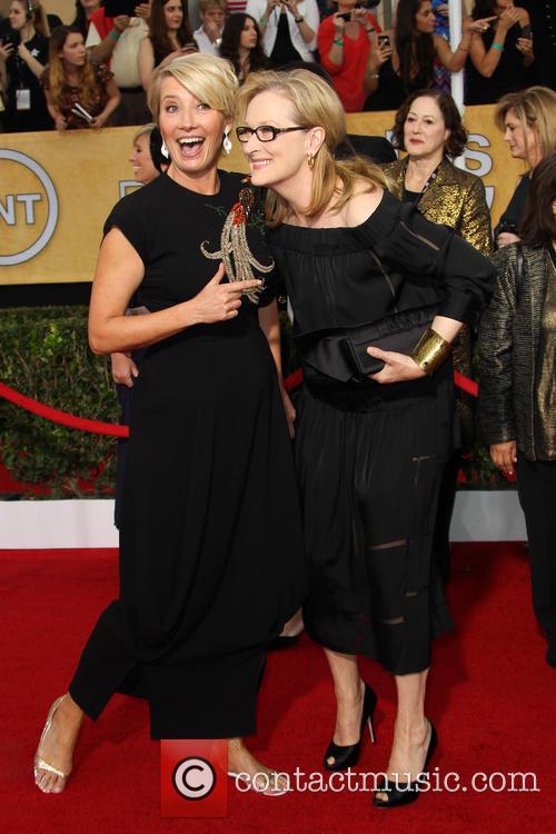 Emma Thompson, Meryl Streep, The Shrine
