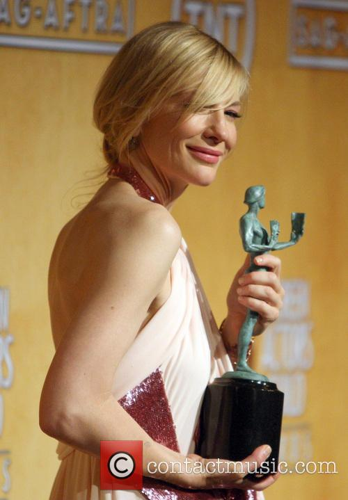 Cate Blanchett, The Shrine, Screen Actors Guild