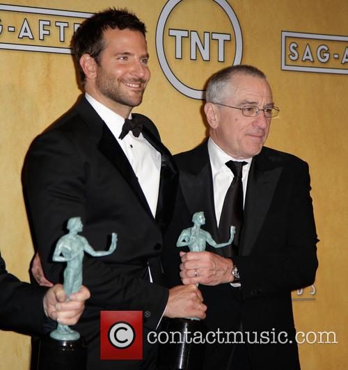 Bradley Cooper and Robert De Niro 2