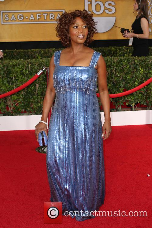 Alfre Woodard, Shriners Auditorium, Screen Actors Guild