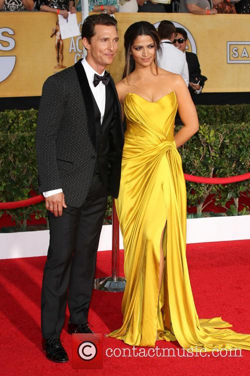 Matthew Mcconaughey and Camila Alves 4