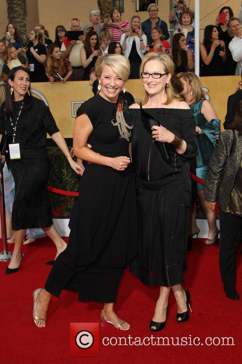 Emma Thompson and Meryl Streep 4