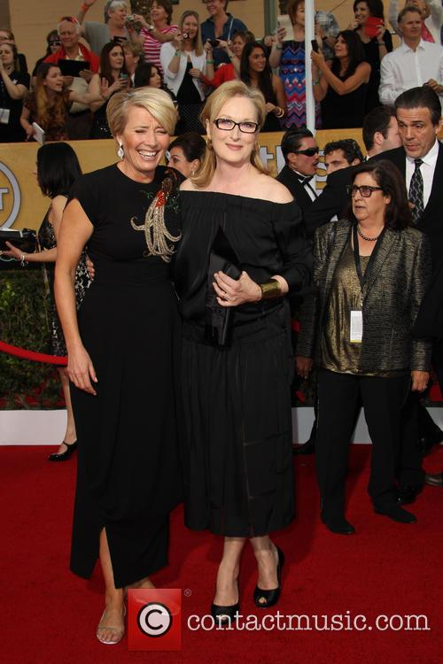Emma Thompson and Meryl Streep 8