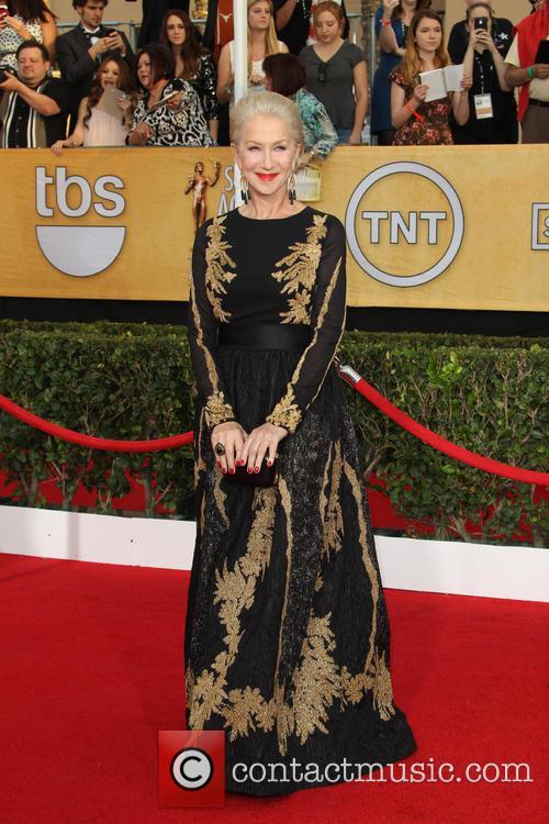 Helen Mirren, Screen Actors Guild Awards