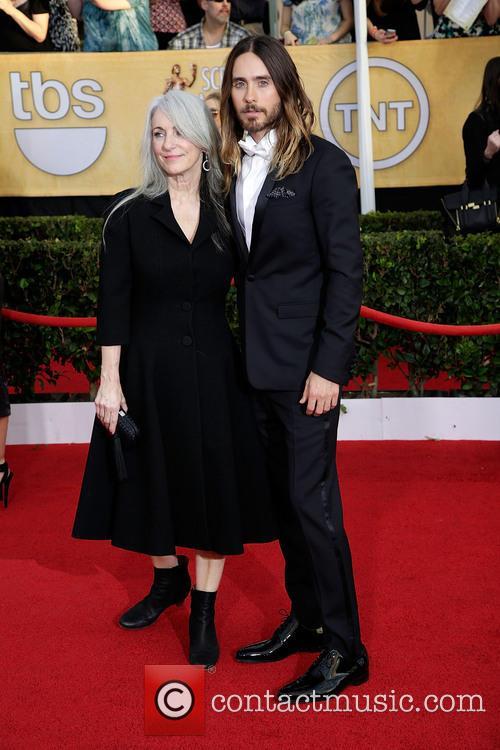 Constance Leto and Jared Leto 2
