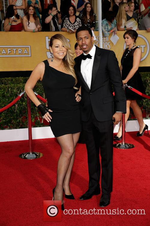 Mariah Carey and Nick Cannon 2