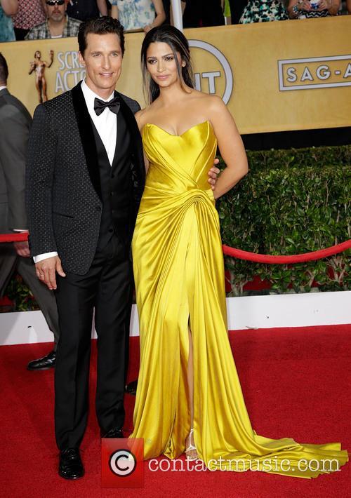 Matthew Mcconaughey and Camila Alves 8