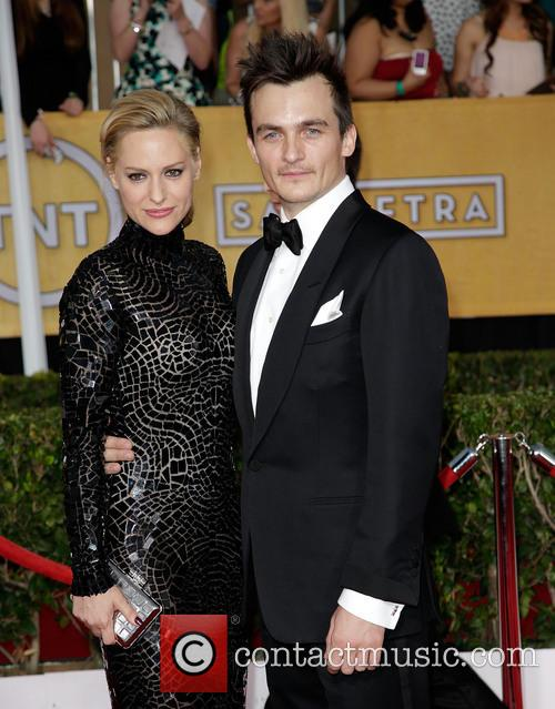 Aimee Mullins and Rupert Friend 2