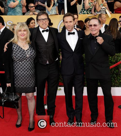 Colleen Camp, David O. Russell, Alessandro Nivola and Paul Herman 1