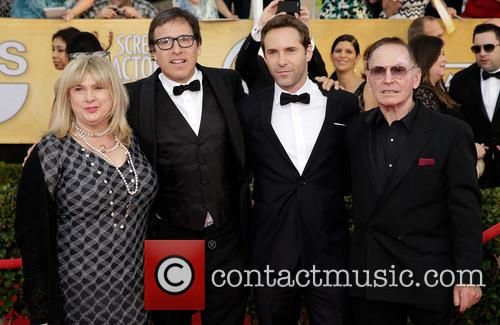 Colleen Camp, David O. Russell, Alessandro Nivola and Paul Herman 3