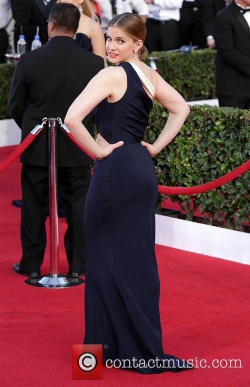 Anna Chlumsky, The Shrine Auditorium, Screen Actors Guild