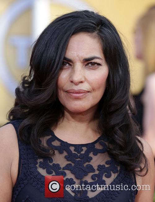Sarita Choudhury, The Shrine Auditorium, Screen Actors Guild