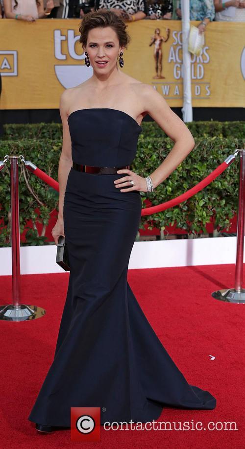 Jennifer Garner, The Shrine Auditorium, Screen Actors Guild