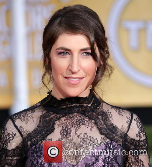 Mayim Bialik, The Shrine Auditorium, Screen Actors Guild
