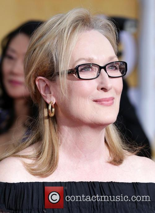 Meryl Streep, The Shrine Auditorium, Screen Actors Guild