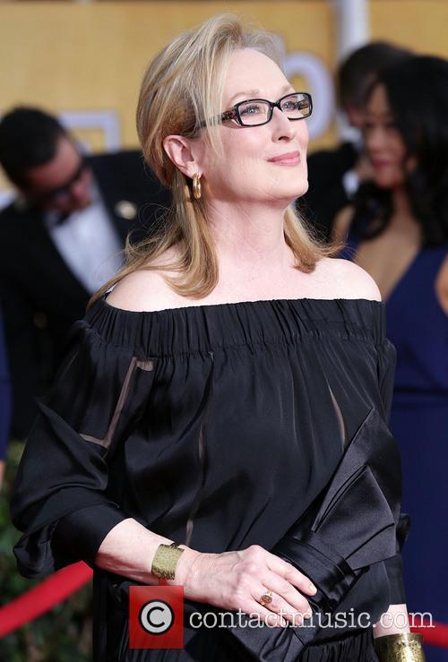 Meryl Streep, The Shrine Auditorium, Screen Actors Guild