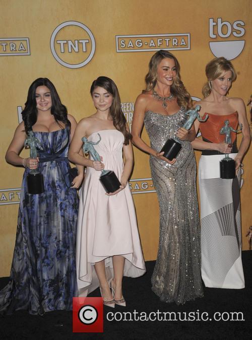 SAG Awards 2014 Pressroom