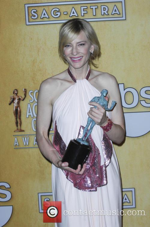 Cate Blanchett, Screen Actors Guild