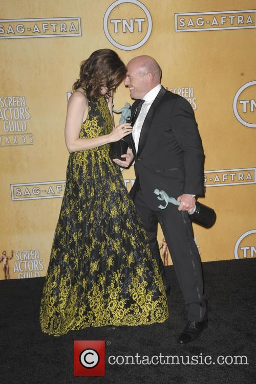 Dean Norris and Betsy Brandt 2